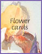 Flower note cards